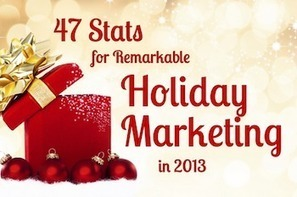 47 Stats to Supercharge Your Holiday Marketing [SlideShare] | Digital-News on Scoop.it today | Scoop.it