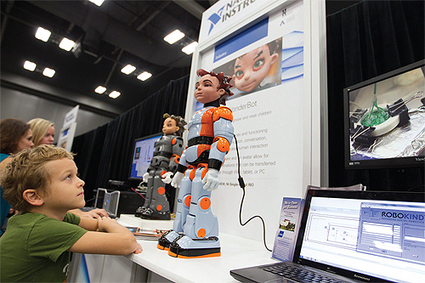Key Trends in Robotics Development | Robotics in Manufacturing Today | Scoop.it