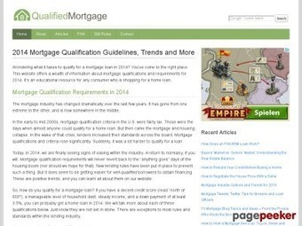 Qualified Mortgage — Marketing to Grow Your Mortgage Business | Ebooks, Software and Downloads | Scoop.it