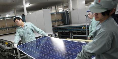 La Chine au secours de son industrie photovoltaïque | China environment (climate policy) | Scoop.it