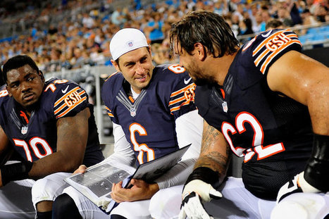 Has your perception of Jay Cutler changed?   NFL Fantasy Football   Scoop.it