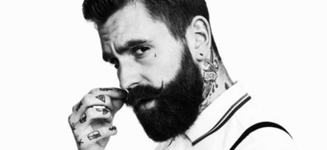 Beards and tattoos: Why are modern men trying to look like gay bears? | Gay News | Scoop.it
