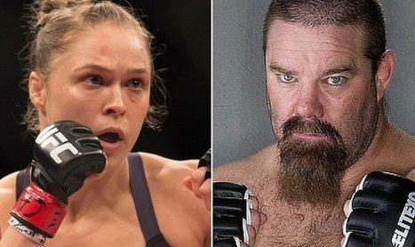 UFC Icon Tank Abbott: I'll Beat Ronda Rousey, Then She'll Make Me A Sandwich | Xposed | Scoop.it
