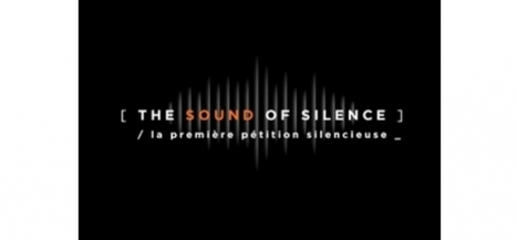 THE SOUND OF SILENCE | 16s3d: Bestioles, opinions & pétitions | Scoop.it