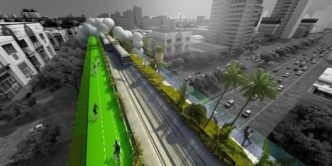 Bangkok's Version of New York's Highline Seeks to Invigorate the Skytrain System - eVolo | Architecture Magazine | Innovative & Sustainable Building | Scoop.it