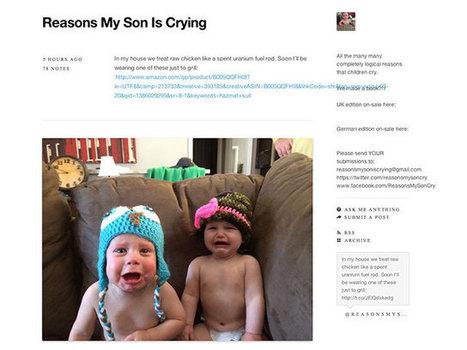 Tumblr révèle les sites les plus viraux de l'année   Geeks   Scoop.it