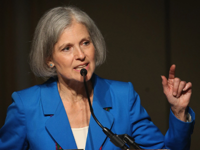 Green Party presidential candidate Jill Stein arrested in Texas — RT | News & Politics | Scoop.it