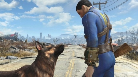 Games Inbox: Are Bethesda being too secretive with Fallout 4? - Metro | CLOVER ENTERPRISES ''THE ENTERTAINMENT OF CHOICE'' | Scoop.it