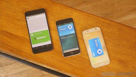 Android Pay vs Apple Pay vs Samsung Pay Overview | Le paiement de demain | Scoop.it