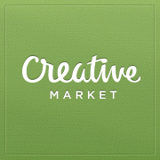Handcrafted Fonts, Graphics, Themes and More ~ Creative Market | Webdesign-Annemiek | Scoop.it