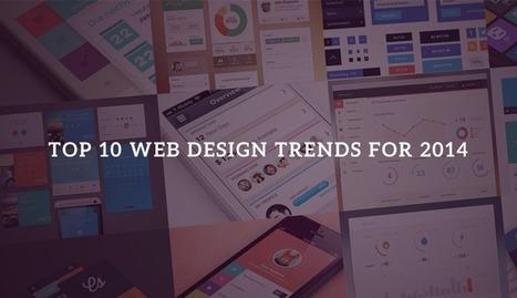 Top 10 Latest Web Design Trends   Medust   Design, Creativity & Innovation   Scoop.it