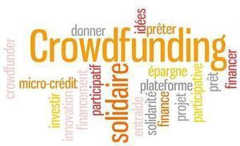 Le crowdfunding en 3 points clés   Forum des commerces   Scoop.it