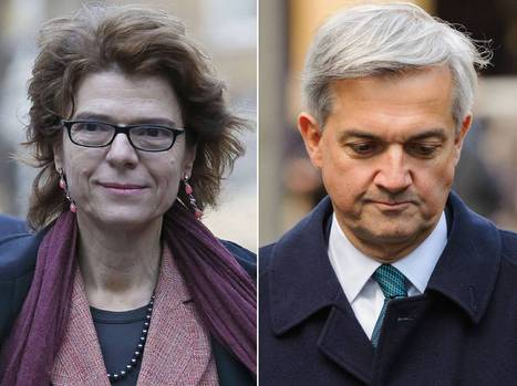 High-profile black judge Constance Briscoe plotted to 'go for the kill' against Chris Huhne in speeding row with Vicky Pryce | The Indigenous Uprising of the British Isles | Scoop.it
