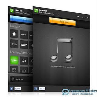 Hamster Free Audio Converter : un logiciel de conversion audio multilingue | Time to Learn | Scoop.it