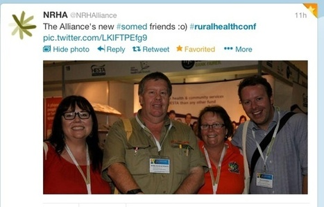 Online connections are critical for rural and remote health and healthcare #NBN – | Year 12 Geography - connecting people and places | Scoop.it
