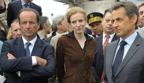 Pour Nicolas Sarkozy, Hollande est une bulle | Hollande 2012 | Scoop.it