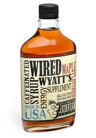Caffeinated maple syrup....put this on your morning wired waffles. | Restaurant Profit Guru | Scoop.it