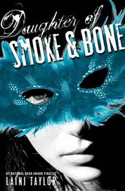 Review: Daughter of Smoke and Bone by Laini Taylor | Young Adult Books | Scoop.it