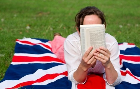 In the UK, Girls Read Online, Boys Like Print | Ebook and Publishing | Scoop.it