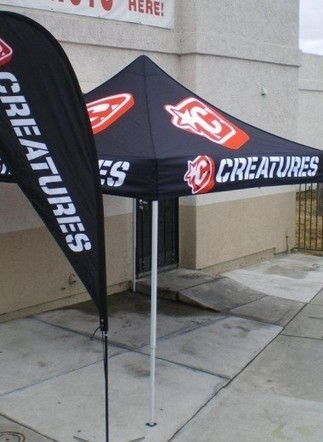 J.D. Inflatable Advertising - Vendor Tents & Custom Table Covers | J.D. Inflatable Advertising - Flying Promo & Roll-Up Banners | Scoop.it