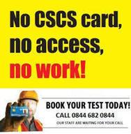 NO CSCS NO JOB!!! | postzoo.com | Scoop.it