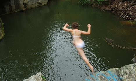 Especial gorgues, saltants i piscines naturals del Gironès, Pla de l'Estany i La Selva | Surtdecasa.cat | Comarca La Selva hibridbrainstorming | Scoop.it