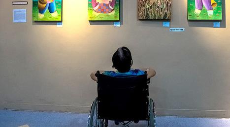 L'intervention du psychomotricien en SESSAD auprès de Victor, enfant atteint d'IMC - Blog Hop'Toys | psychomotricité | Scoop.it