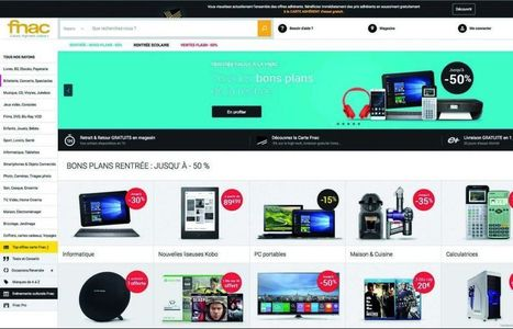 Comment Fnac.com s'est renouvelé | Digital Marketing | Scoop.it