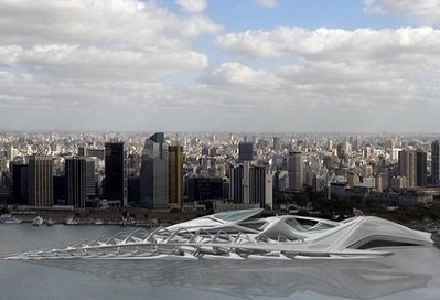 TECNNE | TANDANOR PERFORMING ART CENTER BUENOS AIRES | The Architecture of the City | Scoop.it
