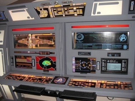 Man Designs and Builds Unique Star Trek-Themed Home | Strange days indeed... | Scoop.it
