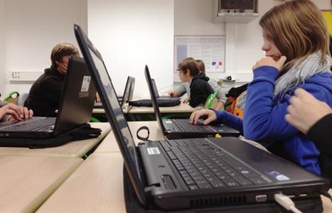 «un collégien, un ordinateur portable» : 12 ans après, vu par Henri Emmanuelli   TICE-en-classe   Scoop.it