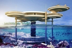 Dubai's Underwater Hotel Promises Submersible Luxury | Wired Design | Wired.com | Innovative Design in Commercial Real Estate | Scoop.it