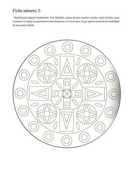 7 Consejos para trabajar Mandalas con los peques | Recull diari | Scoop.it