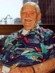 Mensagens do Hiperespaço: Frederik Pohl (1919-2013)   Ficção científica literária   Scoop.it