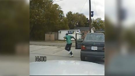 Police officer's dashcam video released in Walter Scott shooting   Random Tidbits   Scoop.it