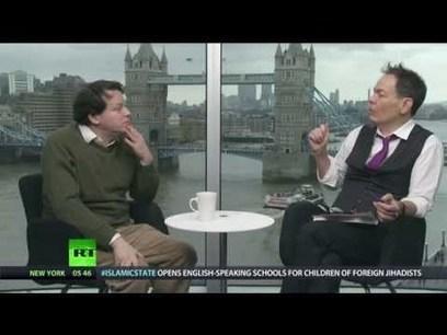 Keiser Report: David Graeber on the Effects of Bureaucracy • /r/Anarchism | Peer2Politics | Scoop.it