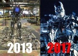 Robots, on ne pourra pas leur échapper | Une nouvelle civilisation de Robots | Scoop.it
