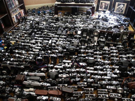 Massive 1,000+ Piece Camera Collection Being Auctioned on eBay - PetaPixel | Photographic | Scoop.it