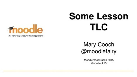 @Moodlefairy shares tips on using the updated Lesson in 2.9 | Moodle and Web 2.0 | Scoop.it