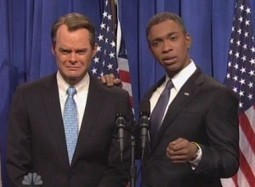 SNL parody of the fiscal cliff situation   Party Ideology in America   Scoop.it