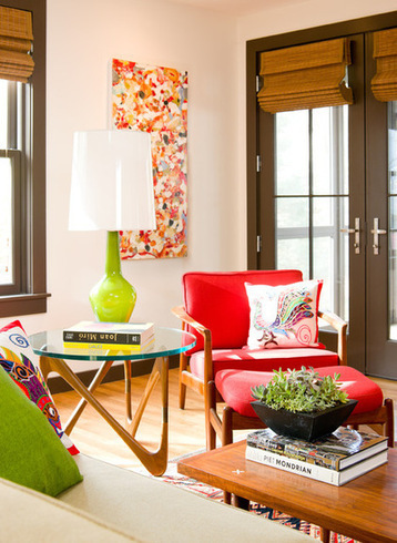 Downsizing Help: Color and Scale Ideas for Comfy Compact Spaces | Designing Interiors | Scoop.it