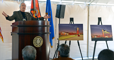 $80 Million Cherokee Casino/Hotel In Roland To Add 100 Jobs - Fort Smith Times Record | Hotel and Resort Operations | Scoop.it