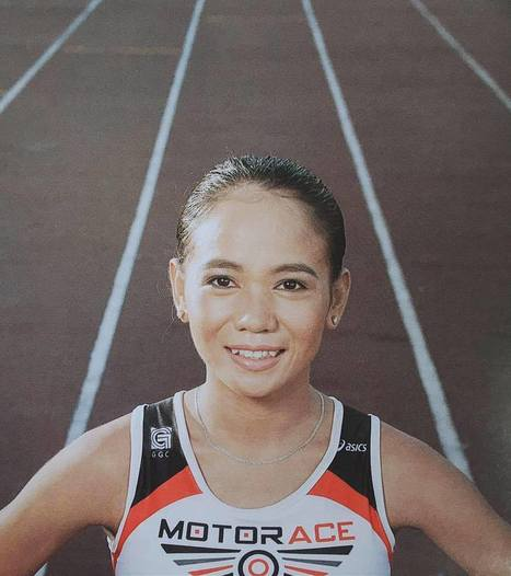 PATAFA reinstates Mary Joy Tabal to the National Team - Pinoyathletics.info | Philippines Track and Field | Scoop.it