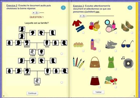 Test d'évaluation des quatre compétences: A2 | FLE | Scoop.it