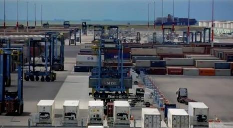 Le Havre [Insolite] Vidéo : voyage en drone au cœur du port du Havre | Géographie au lycée | Scoop.it