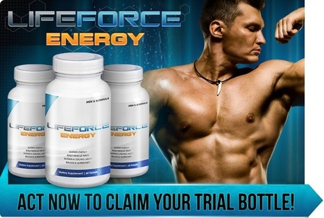 LifeForce Energy Review – Buy Your Muscle Building Pack Online Now! | jasmin baley | Scoop.it
