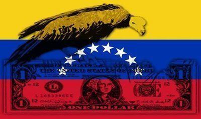 Les fonds vautours et le blocus financier unis contre le Venezuela ! | Venezuela | Scoop.it