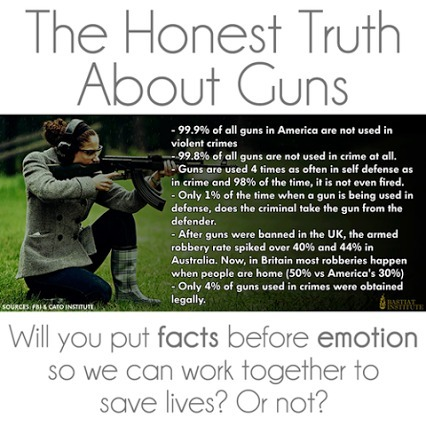 #GunControl & #GunViolence is a LIE - We have been played America.  #OATH not #NDAA | Criminal Justice in America | Scoop.it