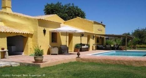 3 bedroom rustic villa with pool in Moncarapacho, Olhão | Portugal Best Properties | Scoop.it