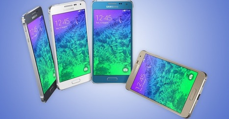 Samsung Galaxy Alpha Is Ready to Fight the iPhone 6 via @mfacchinetti   Samsung mobile   Scoop.it